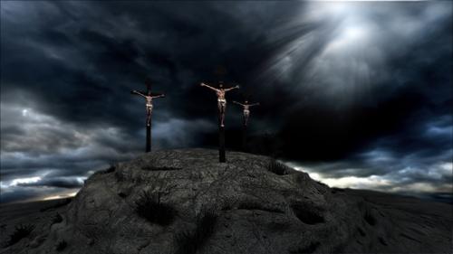 """[Film] Libera sur la b.o. de """"The Greatest Miracle"""" (""""El Gran Milagro"""") - Page 2 4af9b8c229442Calvario"""