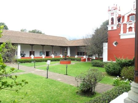 Museo de sor juana in s de la cruz museos m xico - En la casa de ines ...