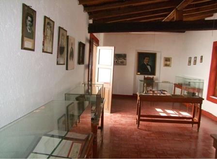 Casa museo ignacio m altamirano museos m xico sistema de informaci n cultural secretar a de - Casa de cultura ignacio aldecoa ...