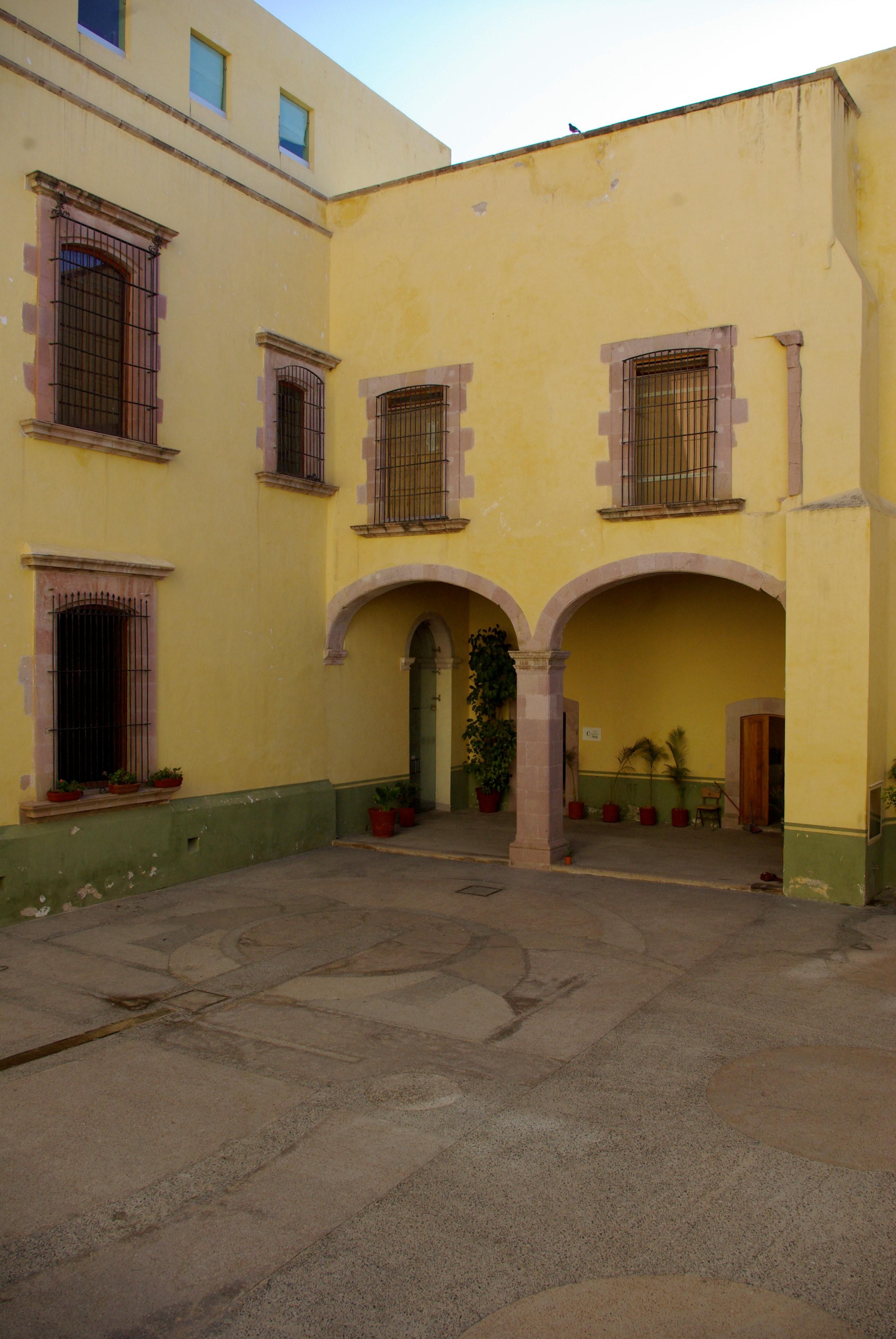 Centro cultural ciudadela del arte centros culturales m xico sistema de informaci n cultural - Casa de cultura ignacio aldecoa ...