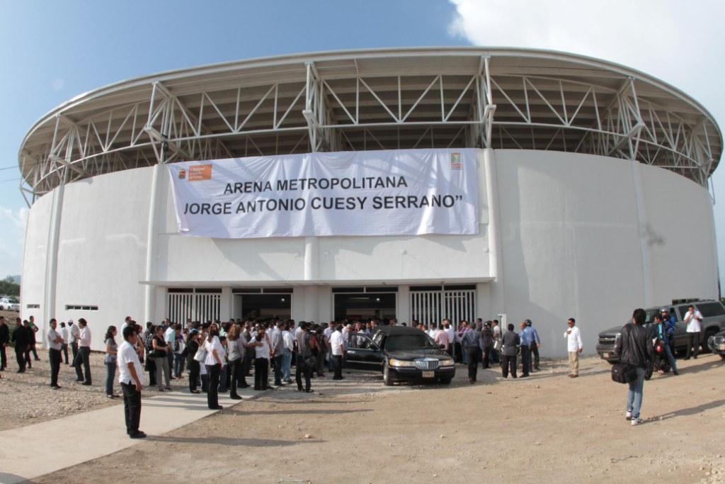 Arena Metropolitana Jorge SerranoAuditorios México Cuesy UpqSzMV