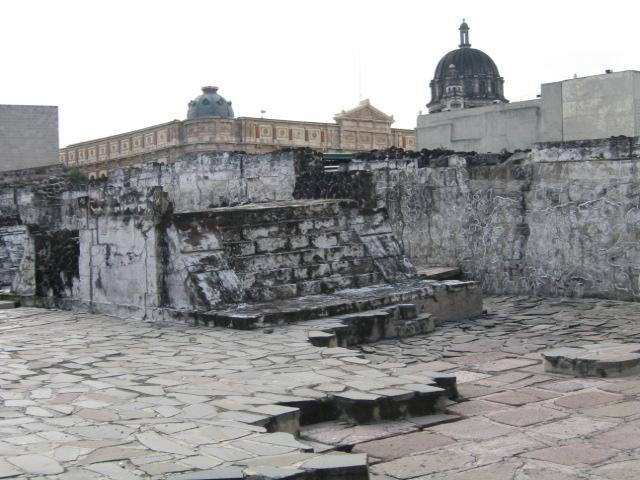 Templo Mayor : Zonas arqueológicas México : Sistema de