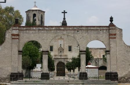 Museo prehisp nico religioso fe y cultura museos m xico for Villas de tezontepec