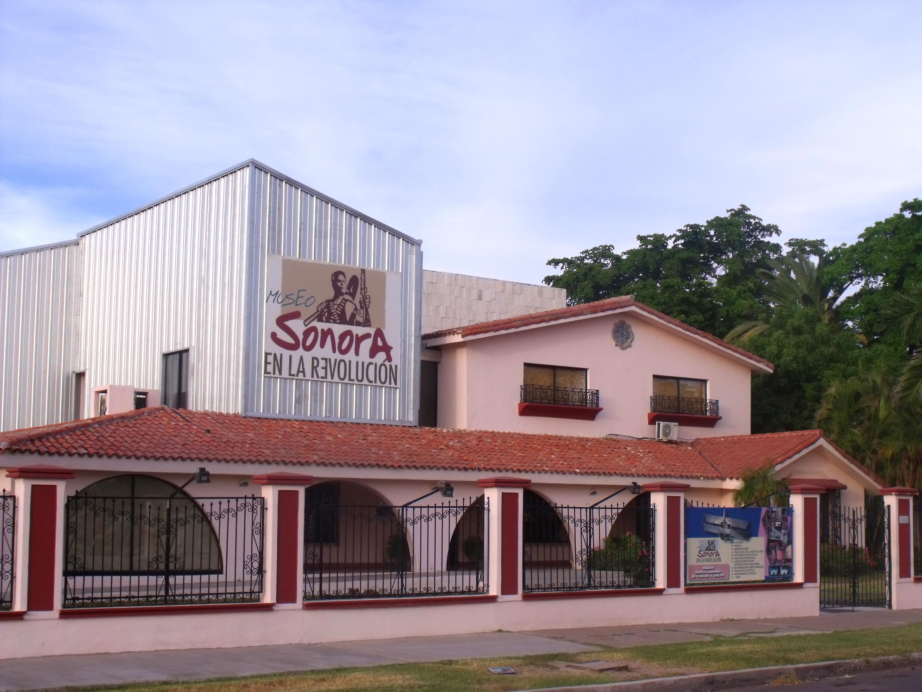 Museo De La Revolucion.Museo Sonora En La Revolucion Museos Mexico Sistema De