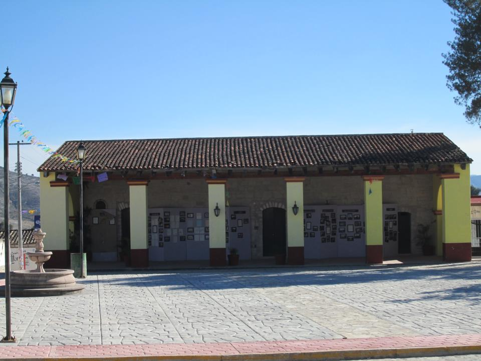 Museo Comunitario  i Jna´ Niingui  i  (Cerro del Gran Caracol)   Museos  México   Sistema de Información Cultural-Secretaría de Cultura f8b12e4a75a