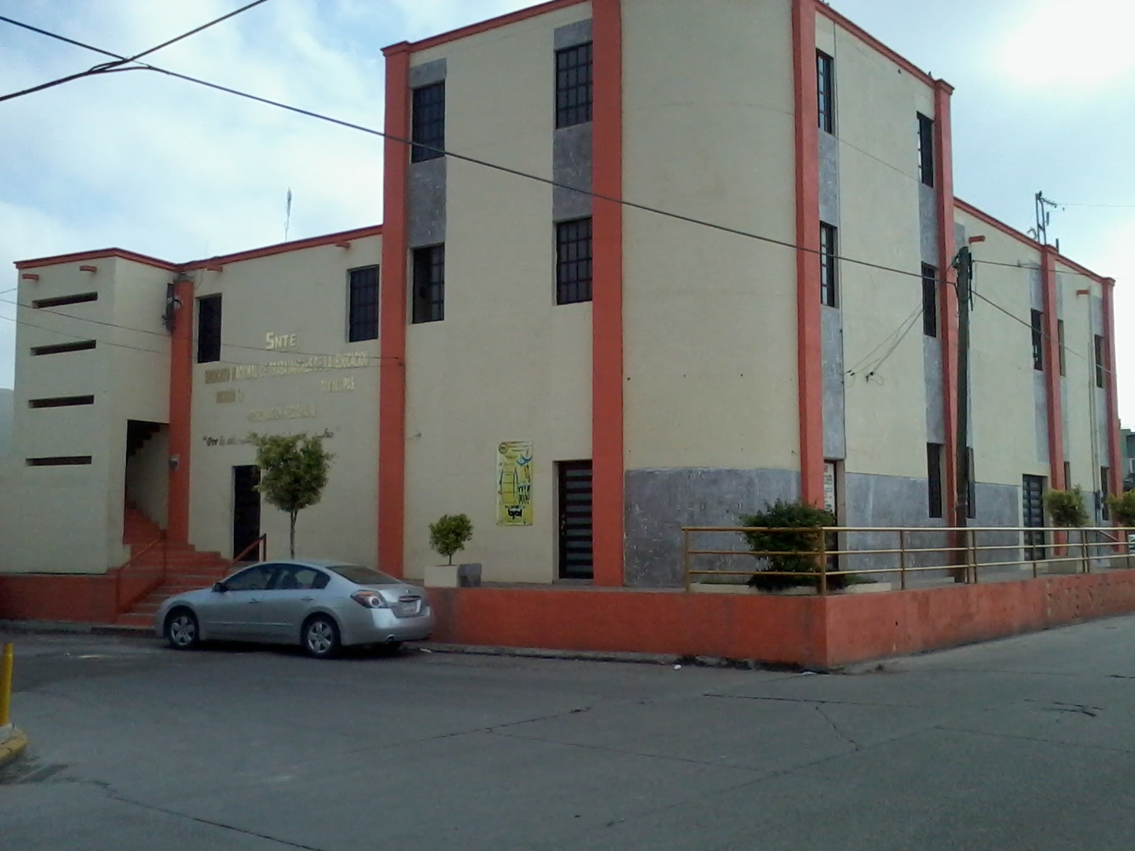 Casa de la cultura de matamoros centros culturales m xico sistema de informaci n cultural - Apartamentos la marina laredo ...