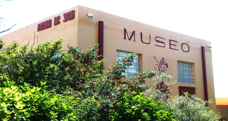 Museo de sitio de la zona arqueol gica de cholula museos m xico sistema de informaci n - Casa en sabadell centro ...
