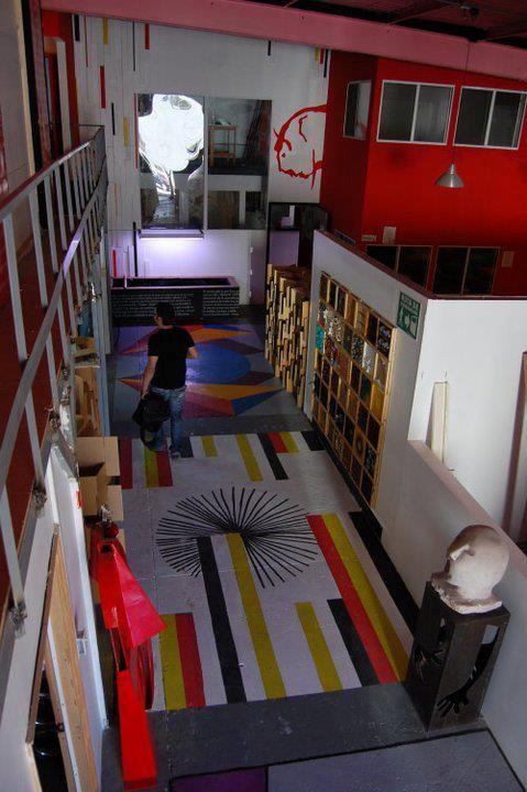 Escuela superior de artes visuales centros de educaci n for Escuela superior de artes