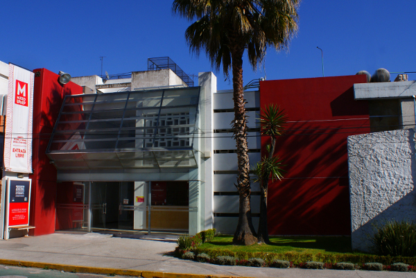 Exterior del Museo UPAEP