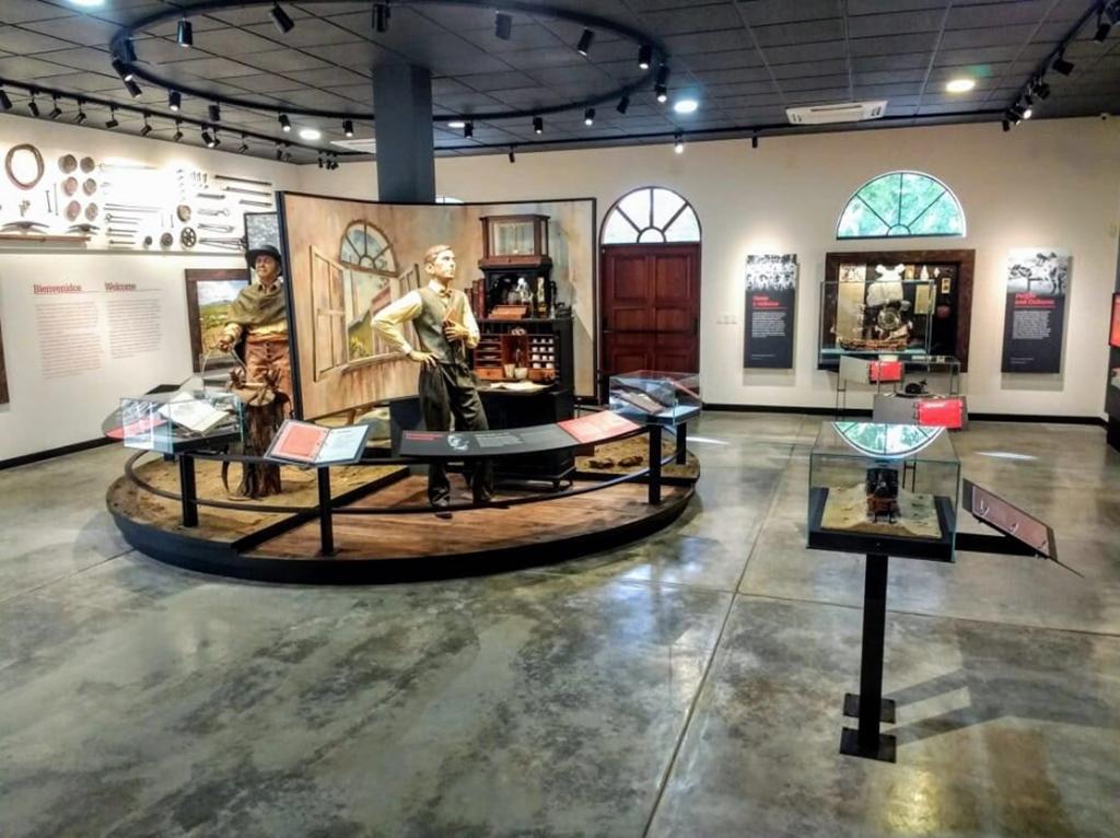 Centro Regional Interpretativo Ruta de Plata : Museos México : Sistema de  Información Cultural-Secretaría de Cultura